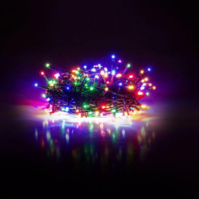 Vánoční  osvětlení řetěz RXL 206 řetěz 100LED 10+5m MC, RETLUX