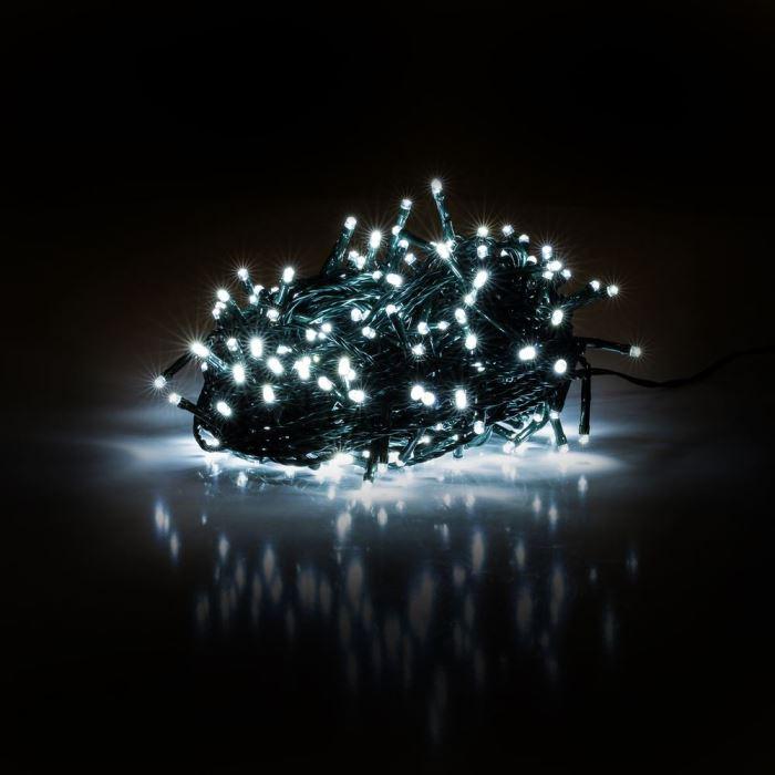 Vánoční  osvětlení řetěz RXL 207 řetěz 150LED 15+5m CW TM RETLUX
