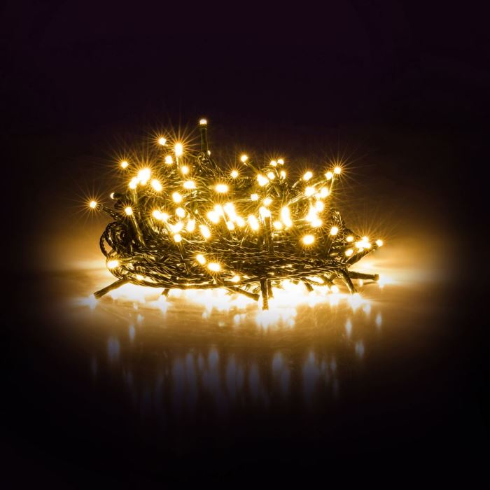 Vánoční  osvětlení řetěz RXL 208 řetěz 150LED 15+5m WW TM RETLUX