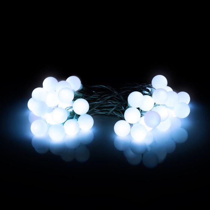 Vánoční  osvětlení řetěz RXL 282 kulič.maxi 40LED 4m CW TM RETLUX