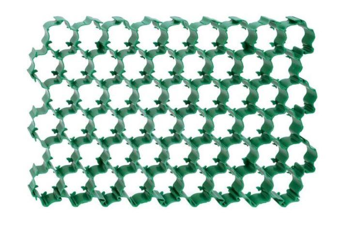 Zatravňovací tvárnice PLANT zelená 60x40cm - 1,1m2, Prosperplast