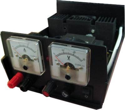 Zdroj stabilizovaný regul.0-15V/2A STAVEBNICE